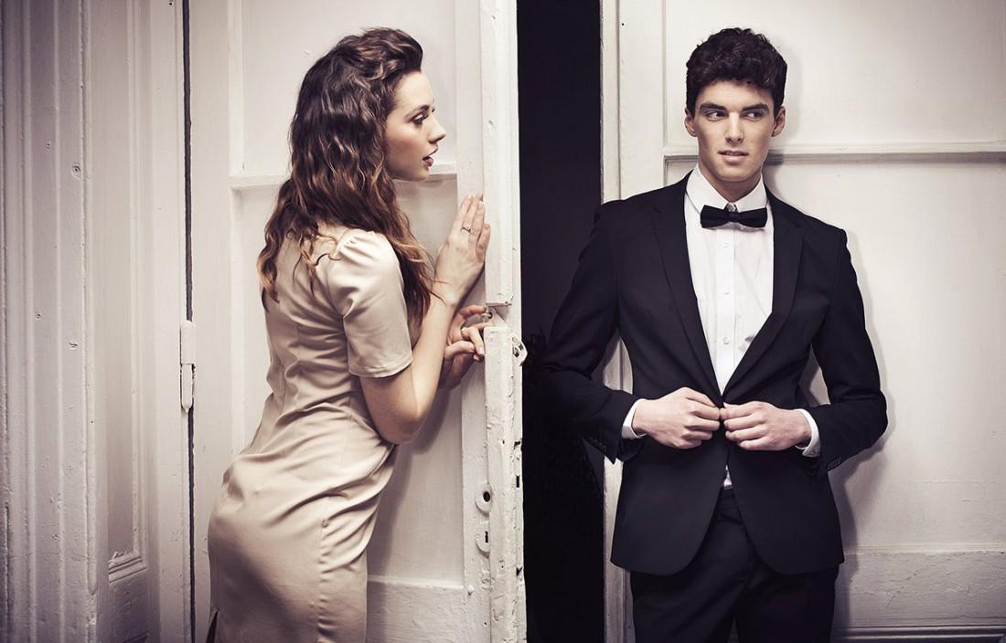 Умей красиво разговаривать, стильно одевайся — и будет тебе женщина
