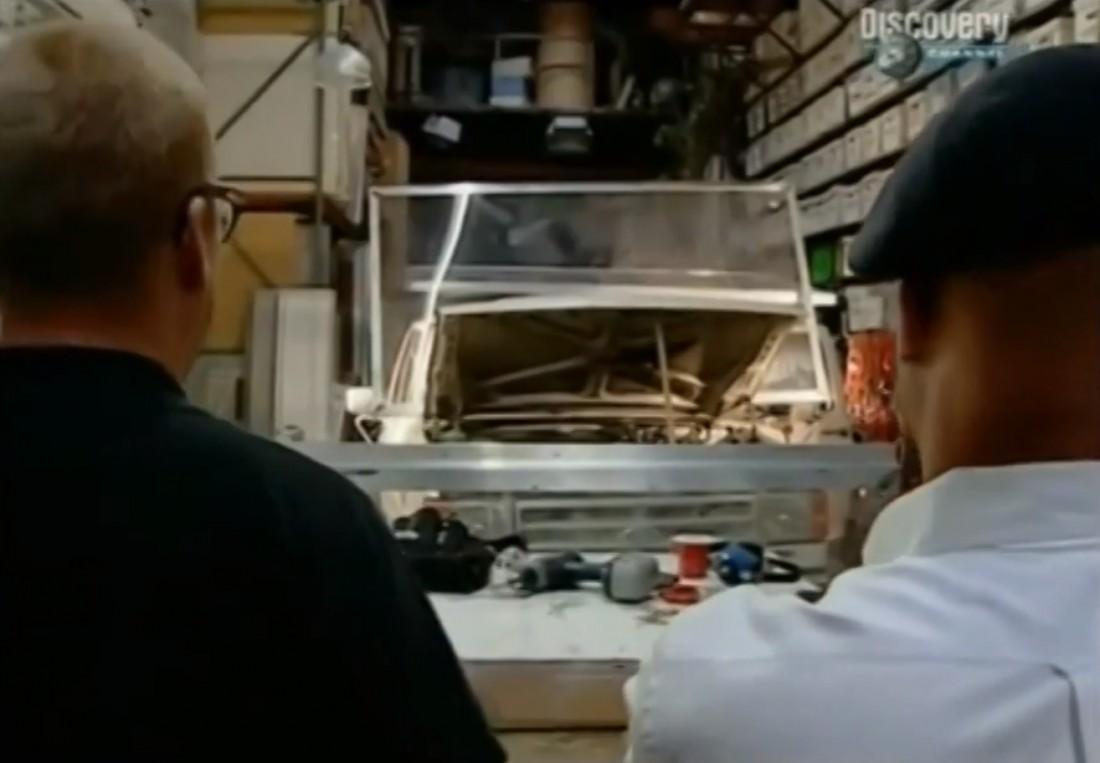 Адам, Джейми и грузовик с патронами вместо предохранителей