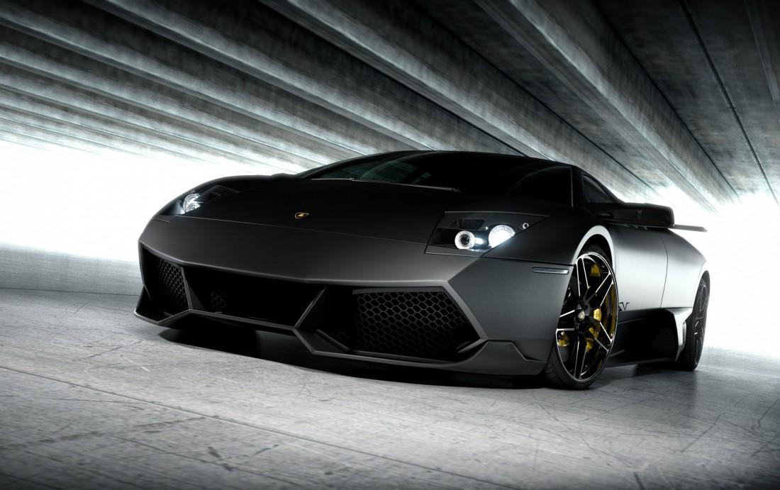 Lamborghini Murcielago. Прелесть