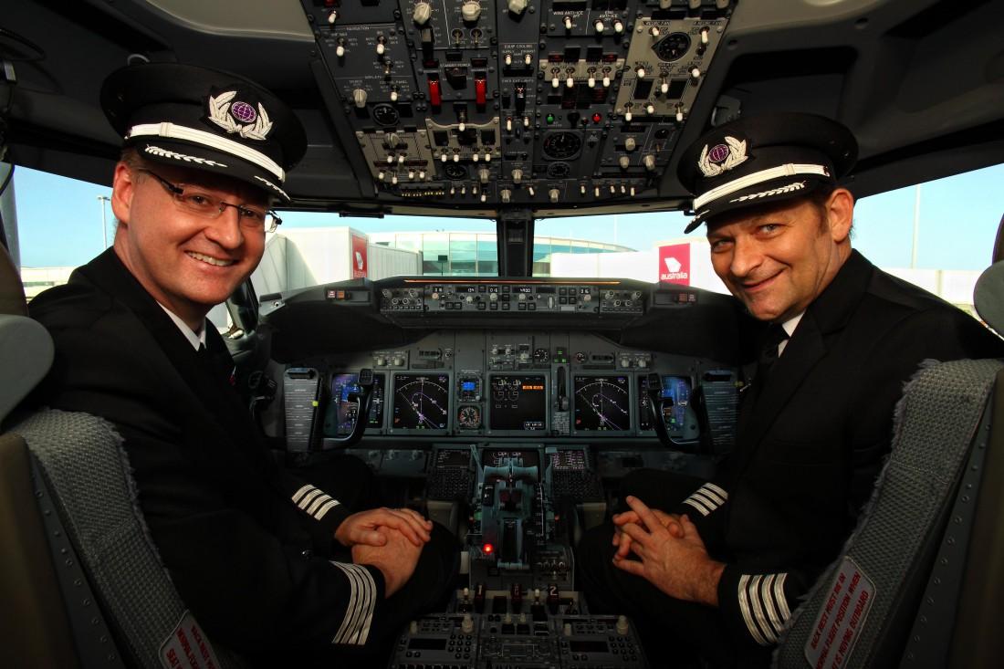 Современные технологии обо всем предупреждают пилотов заранее