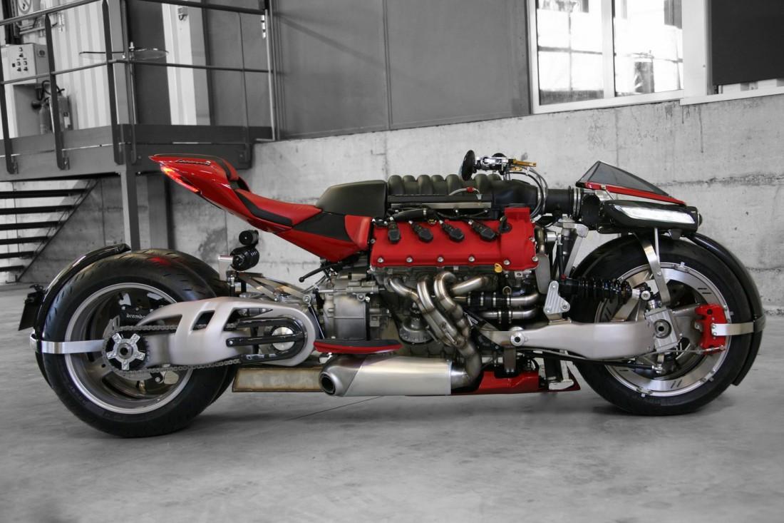 Расход топлива у Ludovic Lazareth LM 847 — еще похлеще, чем у твоего Lanos'а