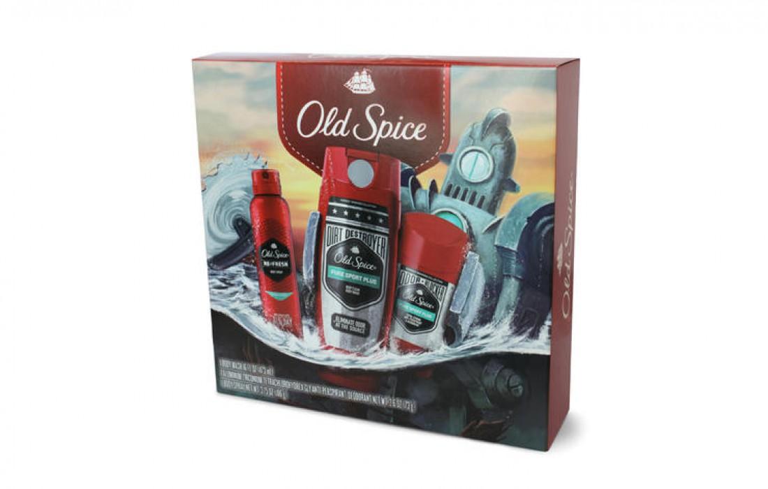 Набор для личной гигиены от Old Spice — $28
