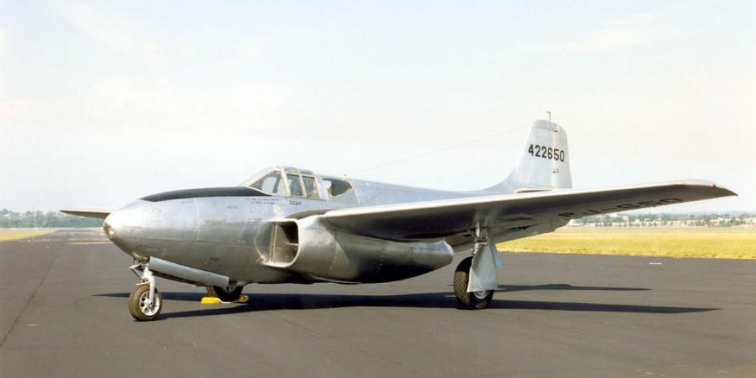Bell P-59 Airacomet. Боевого крещения так и не прошел