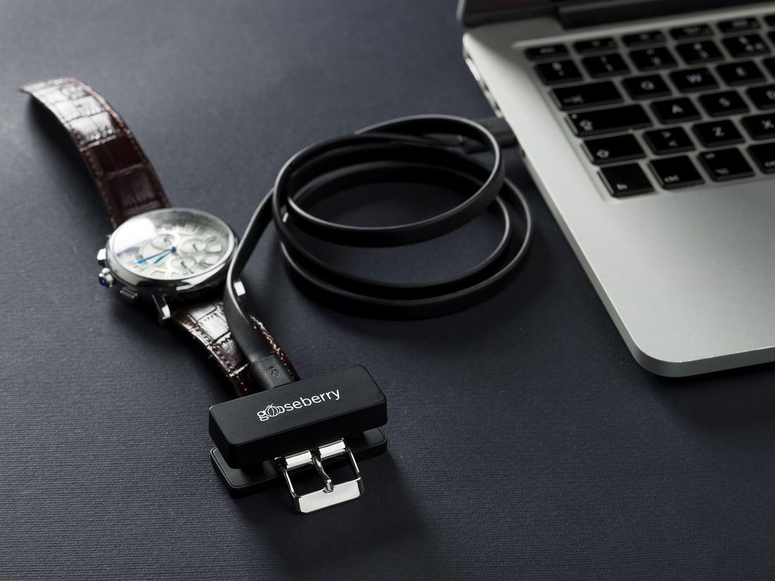 Smart Buckle — пряжка, с которой любые часы станут трекером