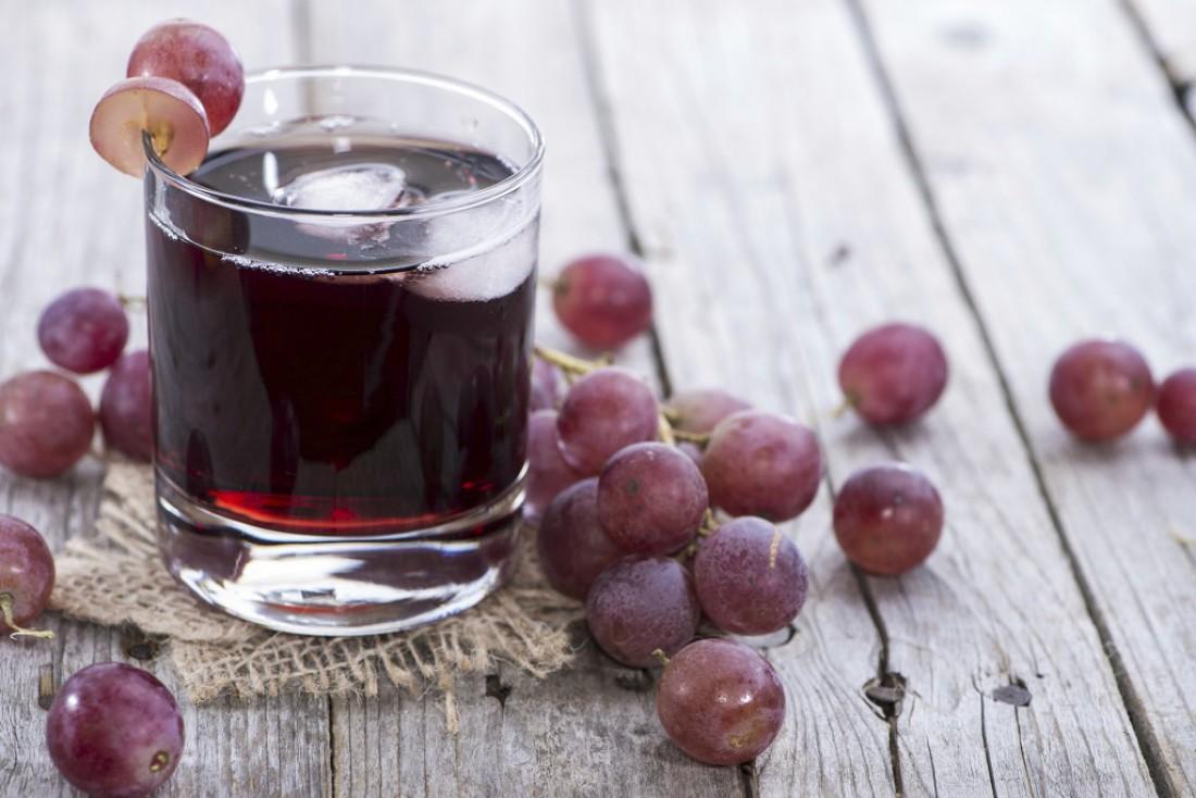 Виноград из тебя выгонит свободные радикалы