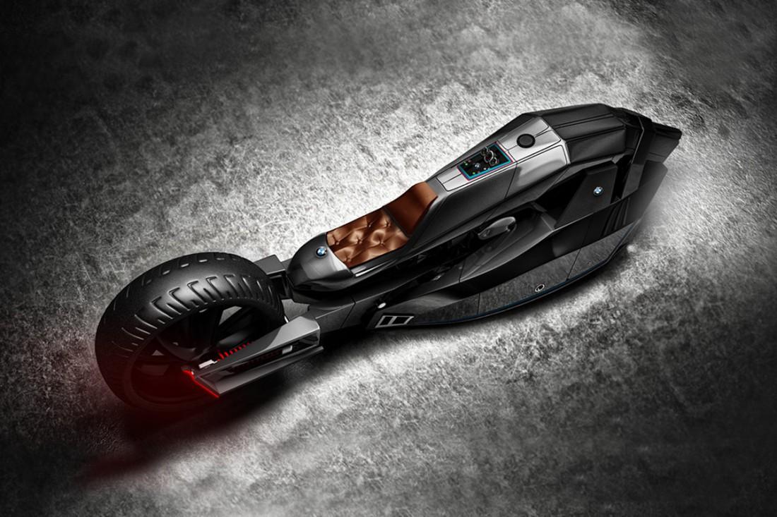 Главная фишка концепта BMW Titan — улучшенная аэродинамика