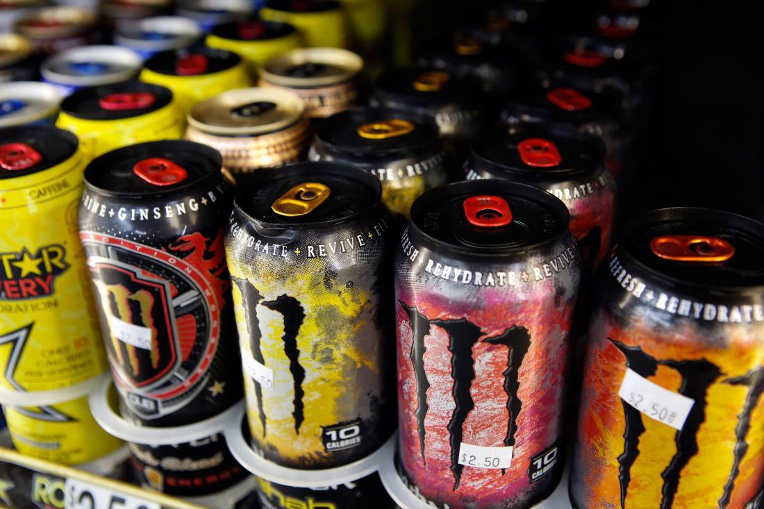 Любишь энергетики? Пей их не чаще двух раз в неделю
