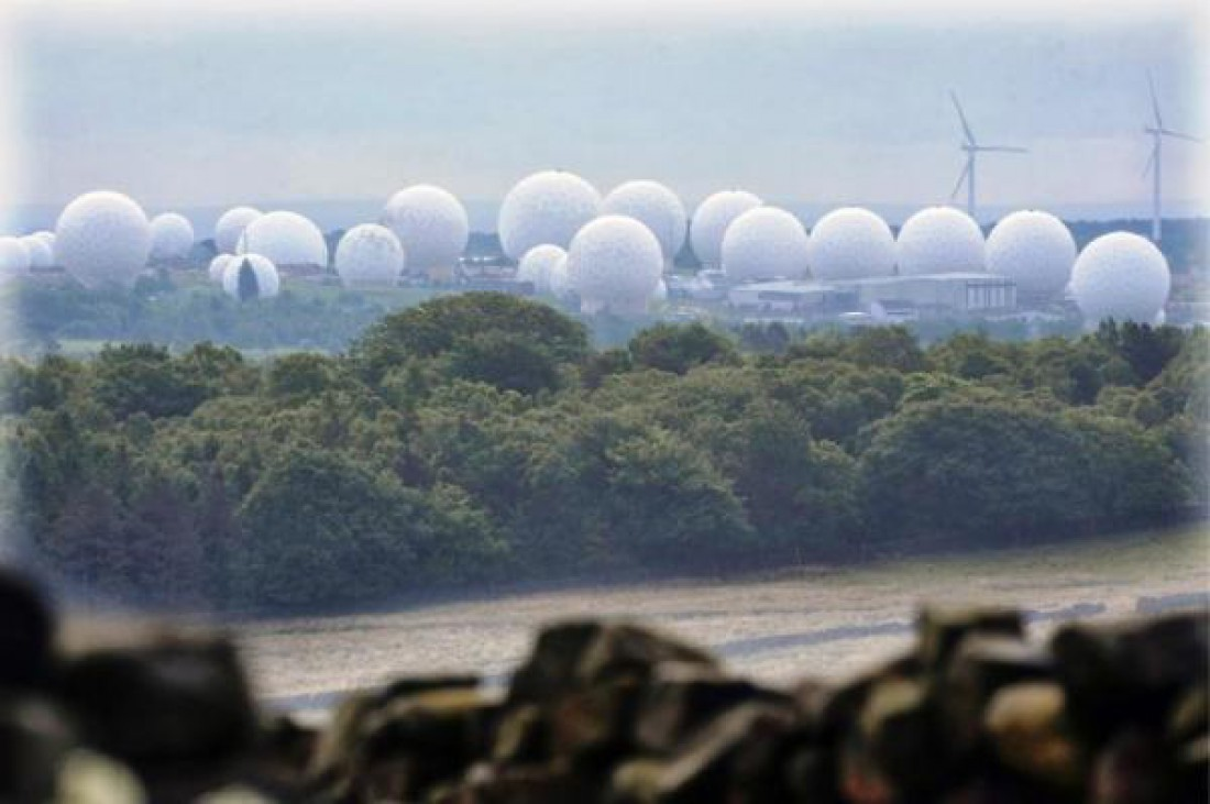 Военная база Ментвит-Хилл (Северный Йоркшир, Великобритания)