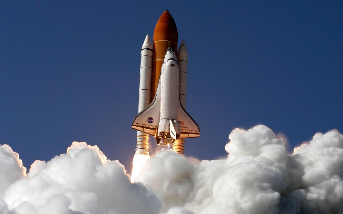 Space Shuttle денег съедает чуть больше, чем борт №1