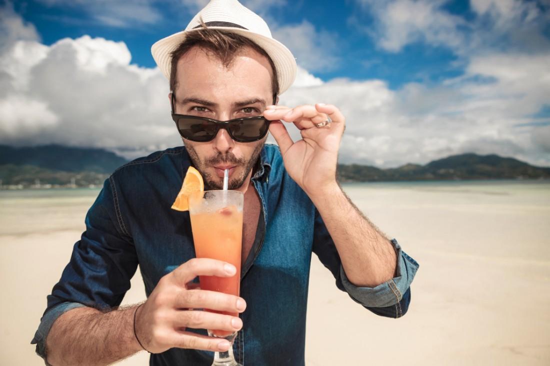 Не дай в жару себе перегреться — выпей освежающий напиток