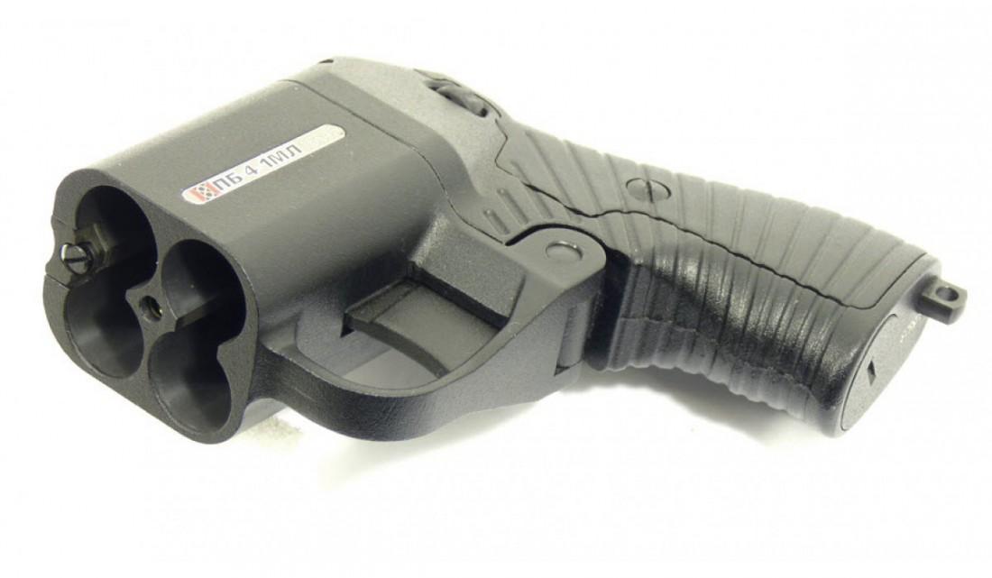 ПБ 4−1 МЛ «Оса». Современный представитель многоствольных пистолетов