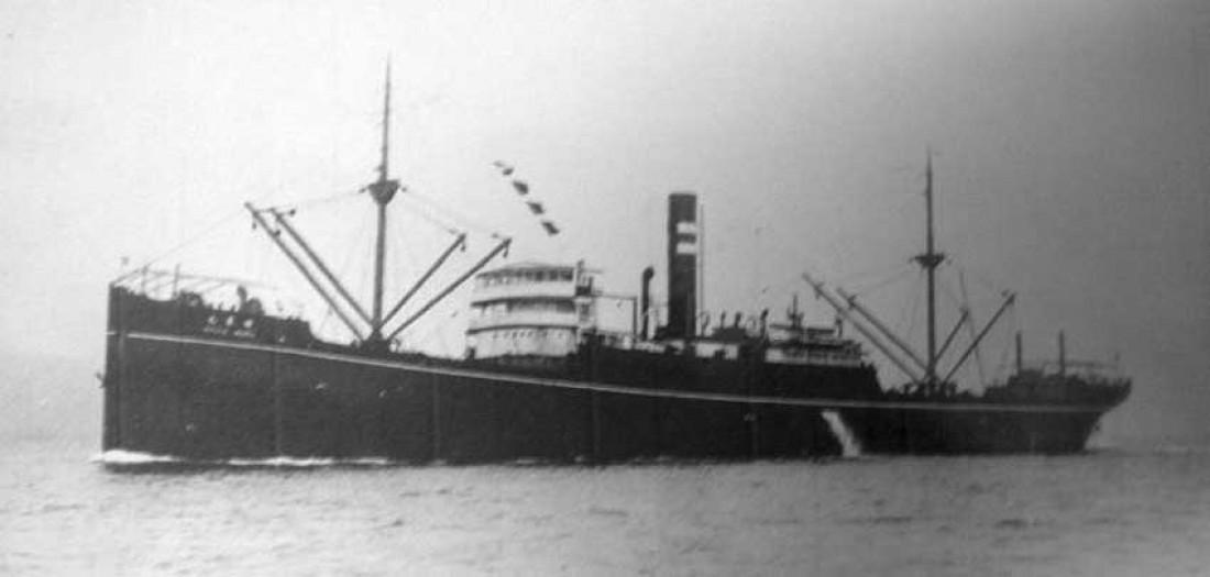 Рюсэй-мару — еще одна жертва американских подводников