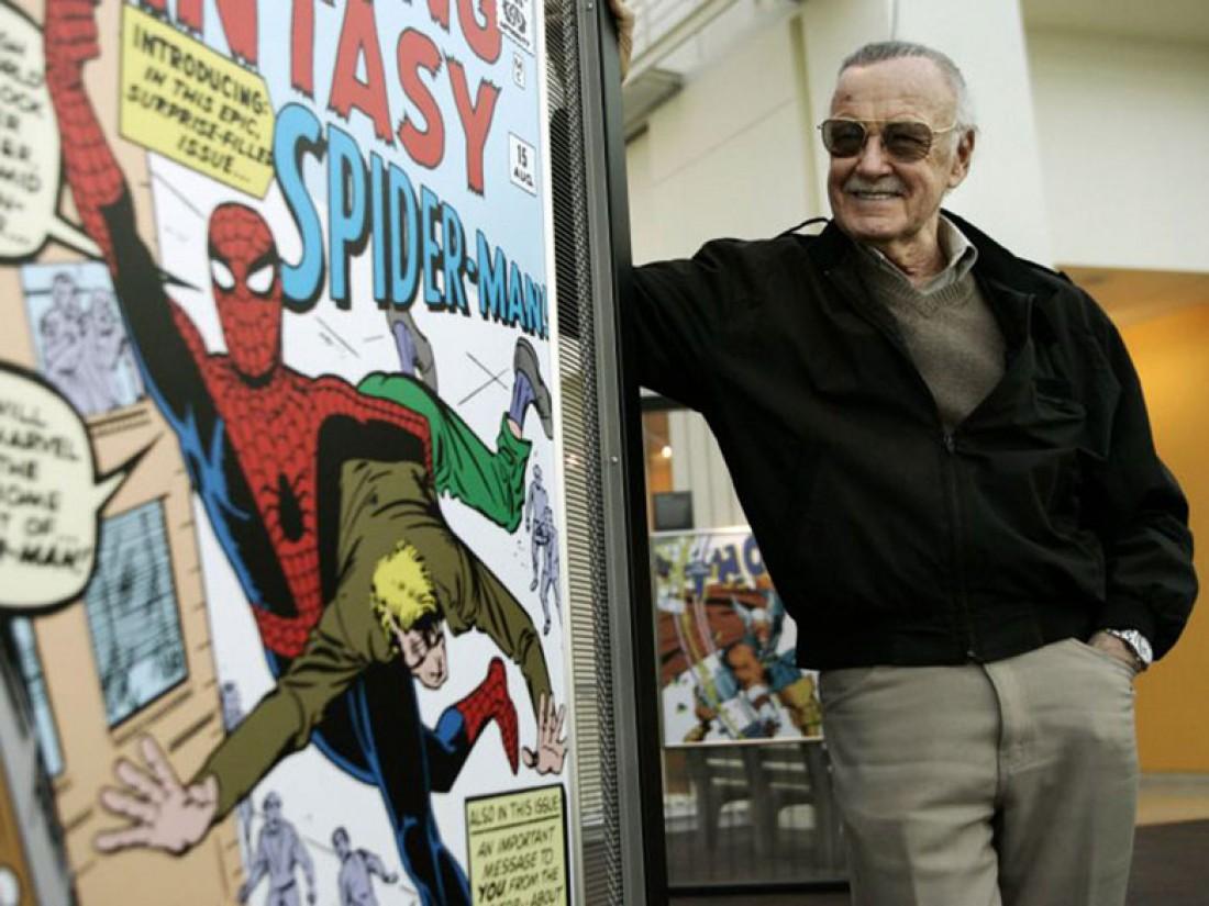 Стэн Ли особенно любил одного из культовых героев комиксов - Человека-Паука