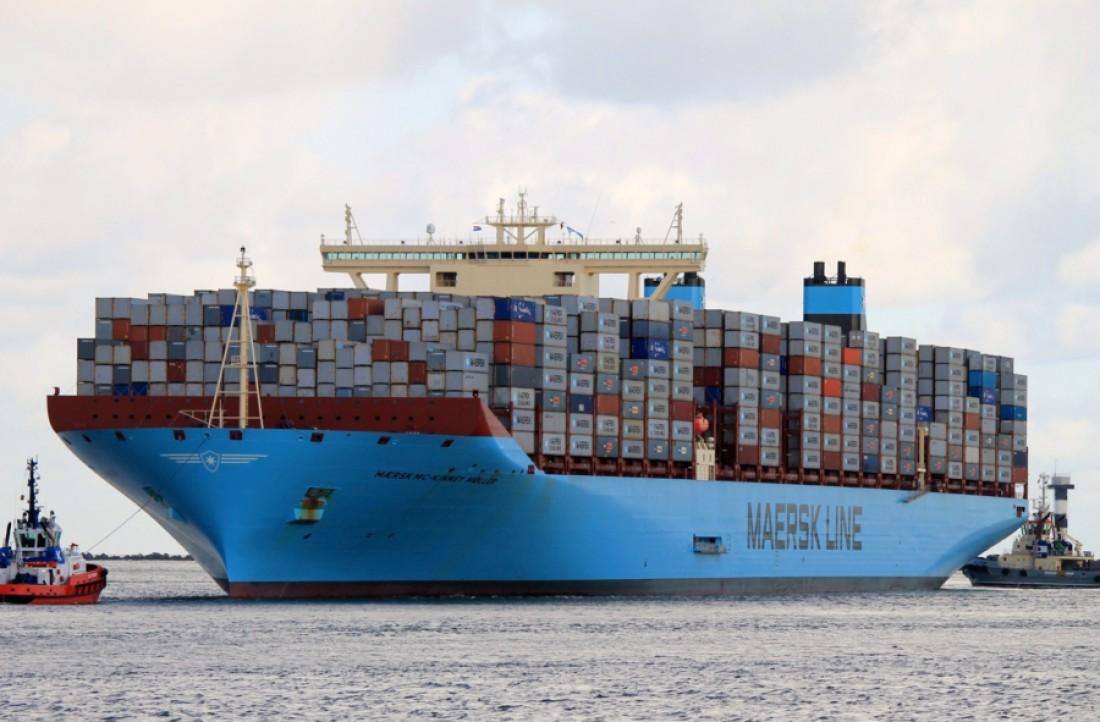 Mc-Kinney Moller назван в честь сына владельца судоходной компании