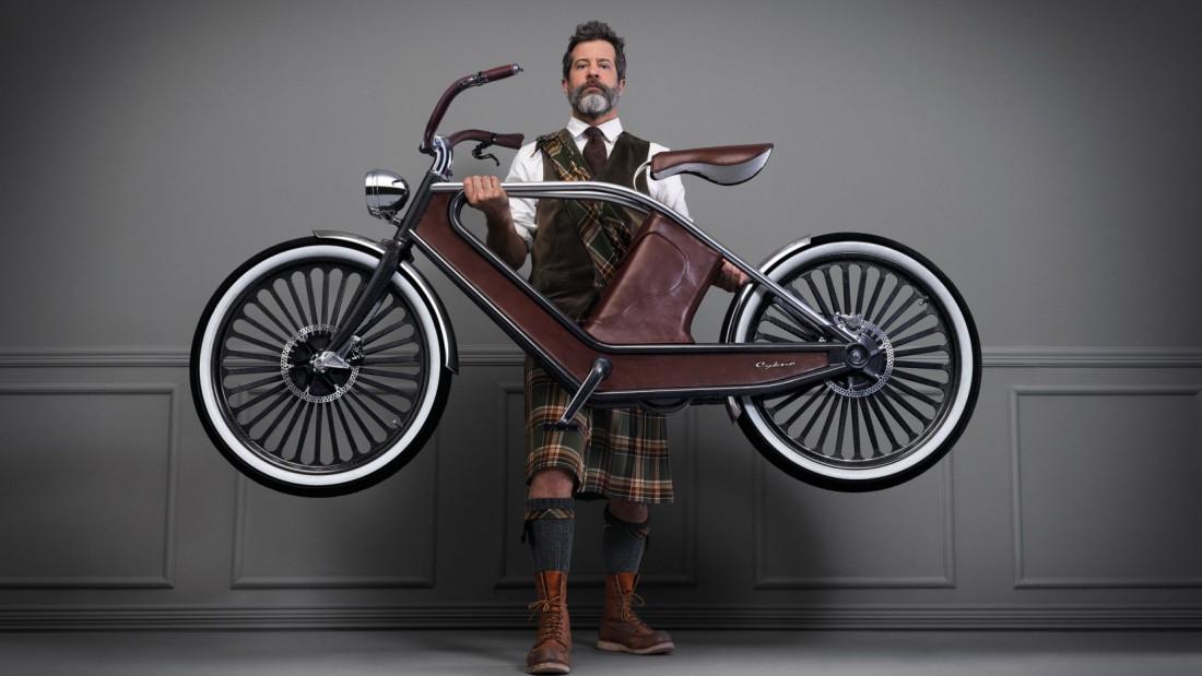 Велосипед Engeenius Cykno. Подробности о байке читай далее