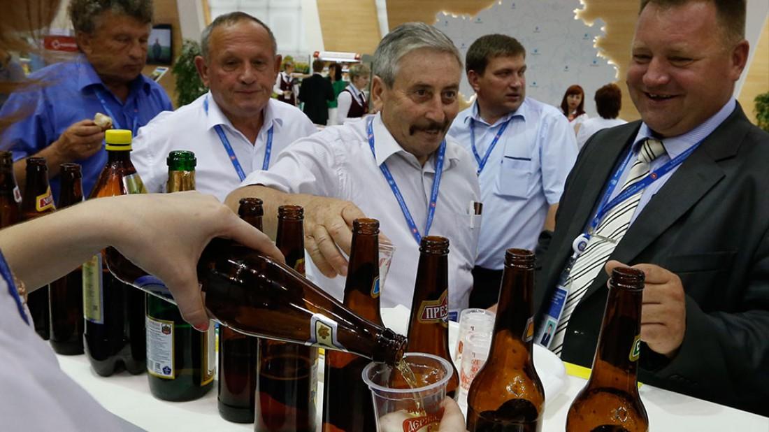 Вот так проходил пивной фест European Beer Star