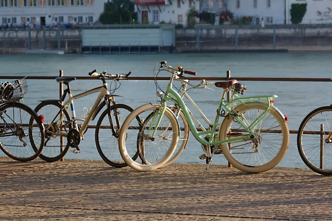 Каждый велосипед Швейцарии застрахован