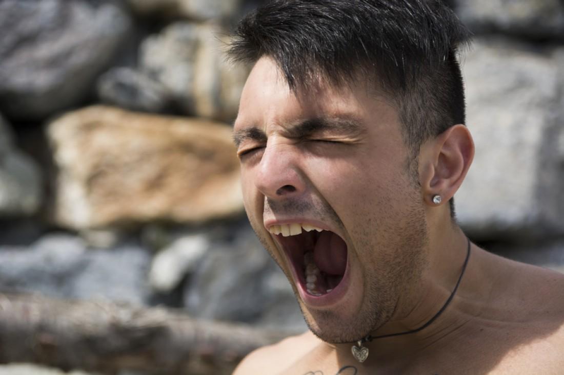 Зевание во время тренировок — защитная реакция организма
