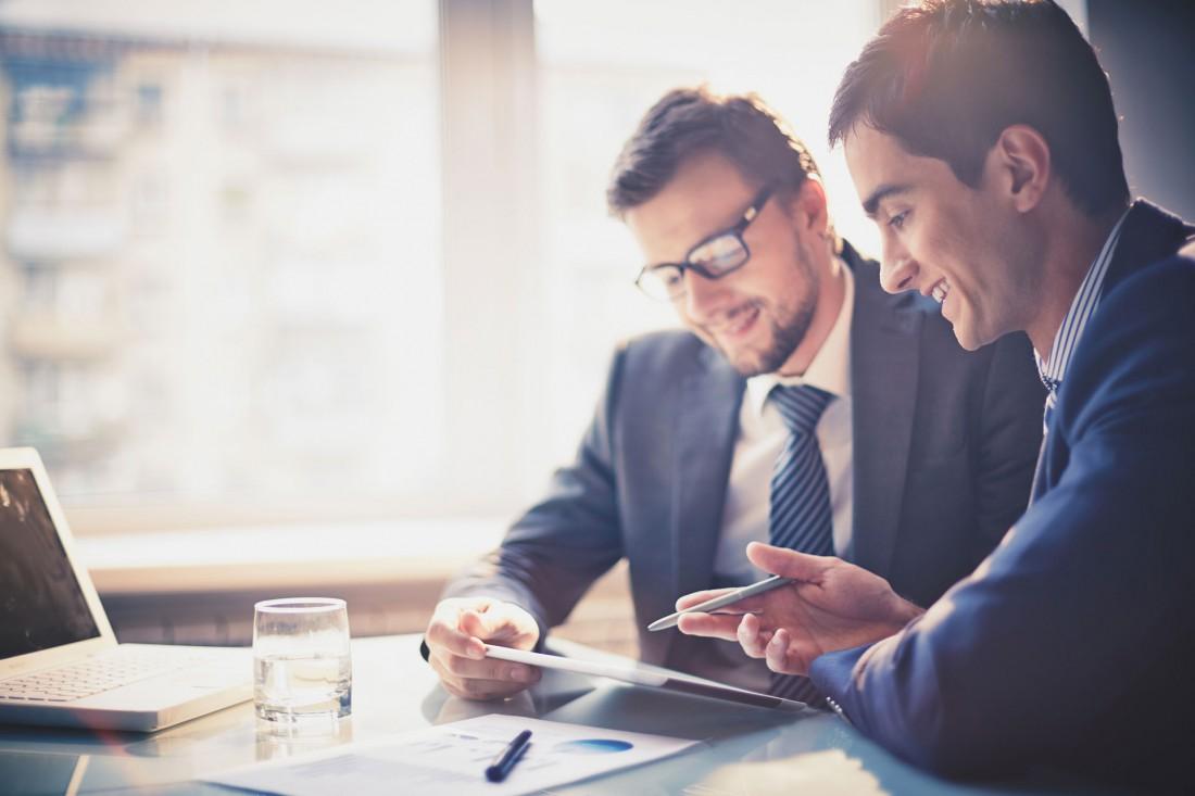 Хорошее деловое общение — один из залогов успеха в бизнесе