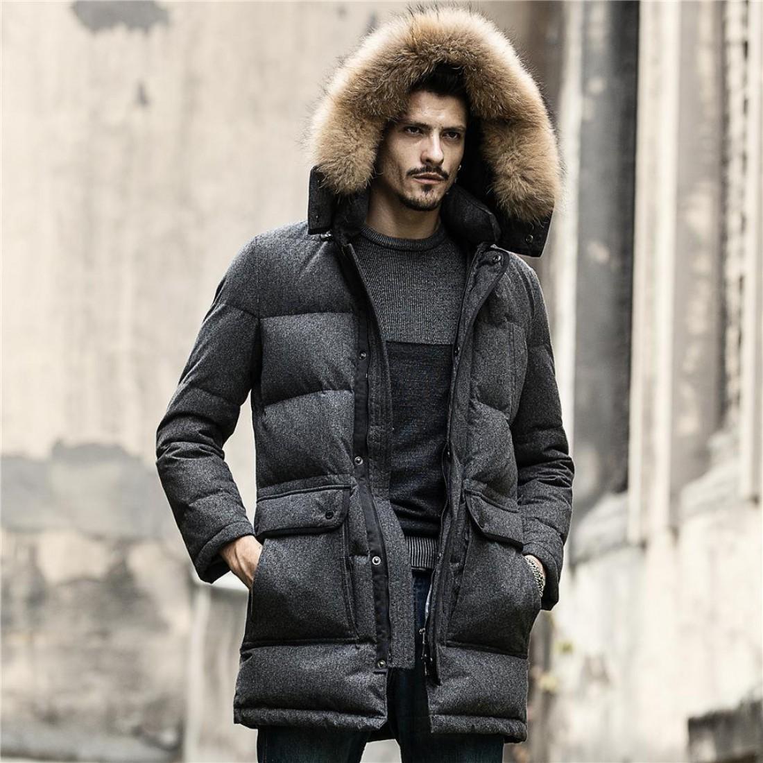 фото зимние куртки мужские