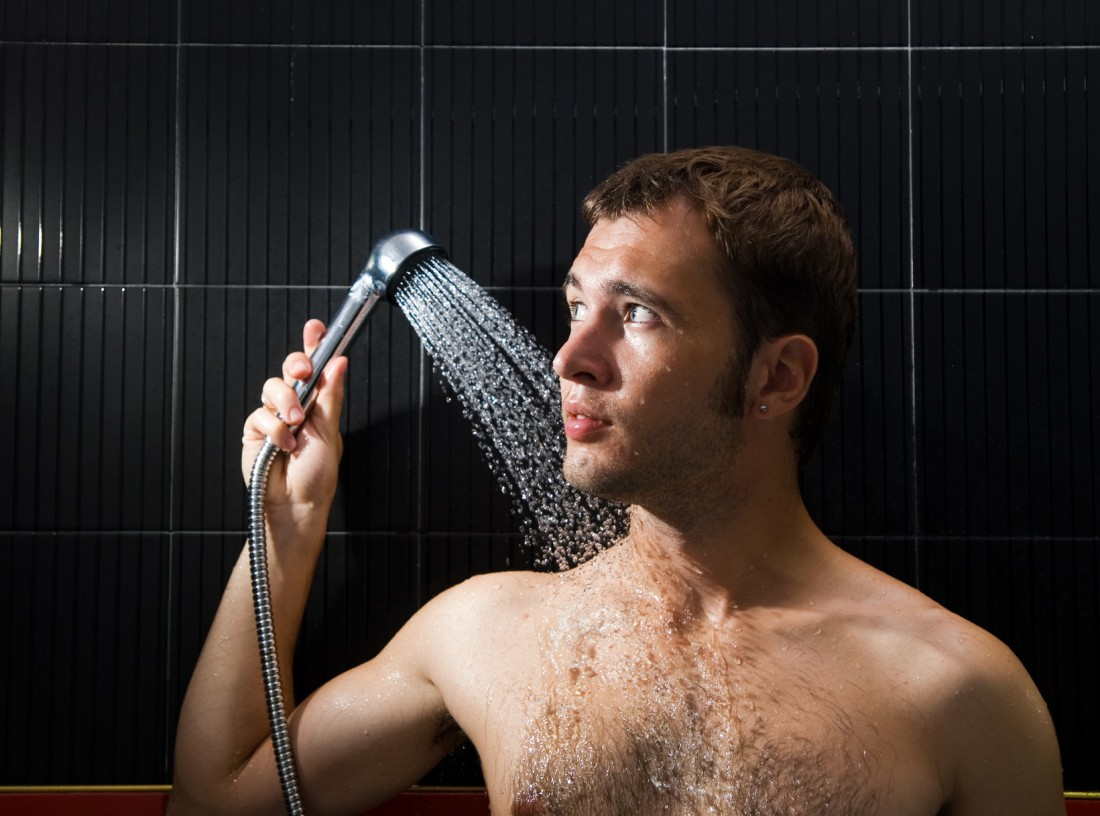 Не принимай перед сном холодный душ