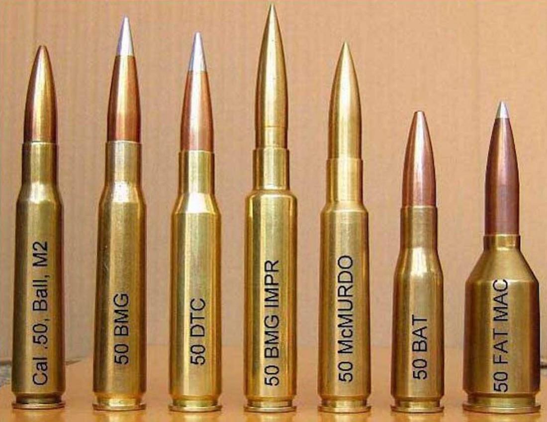 Hornady A-MAX .50 (.50 BMG) — патрон, которым палили Перри и Фурлонг