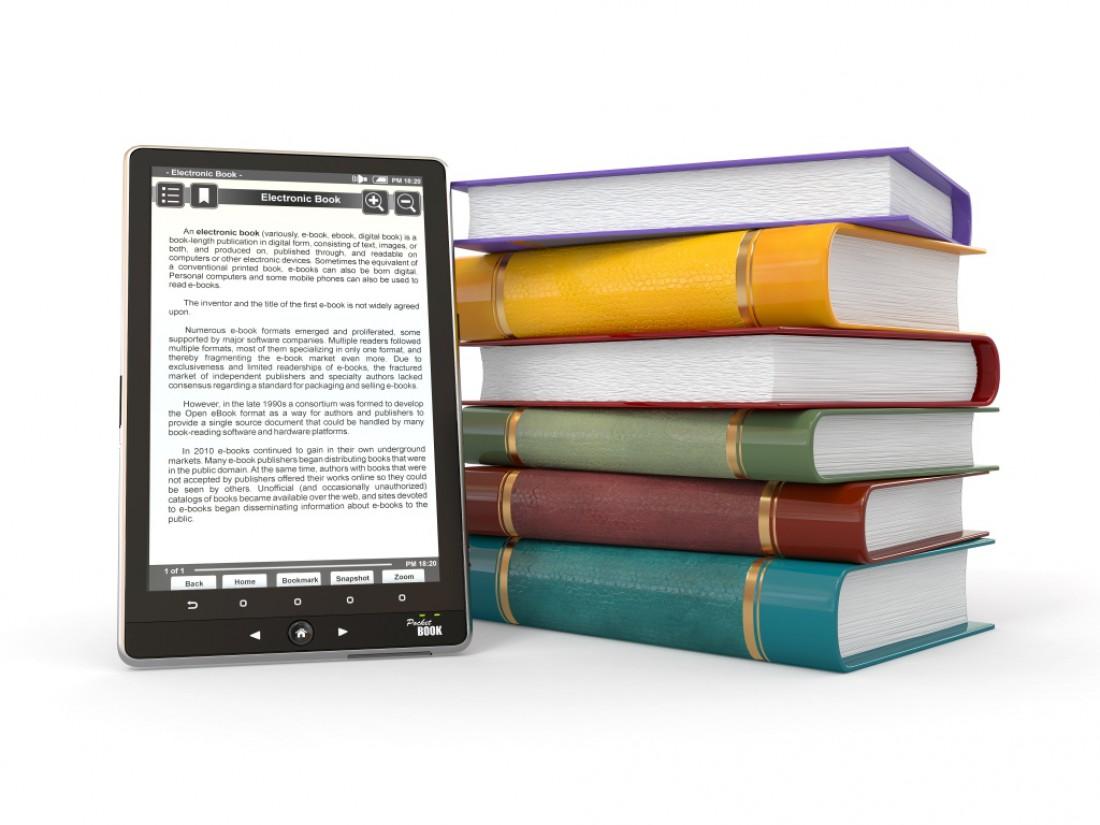 Лучший подарок на современный лад — электронная книга