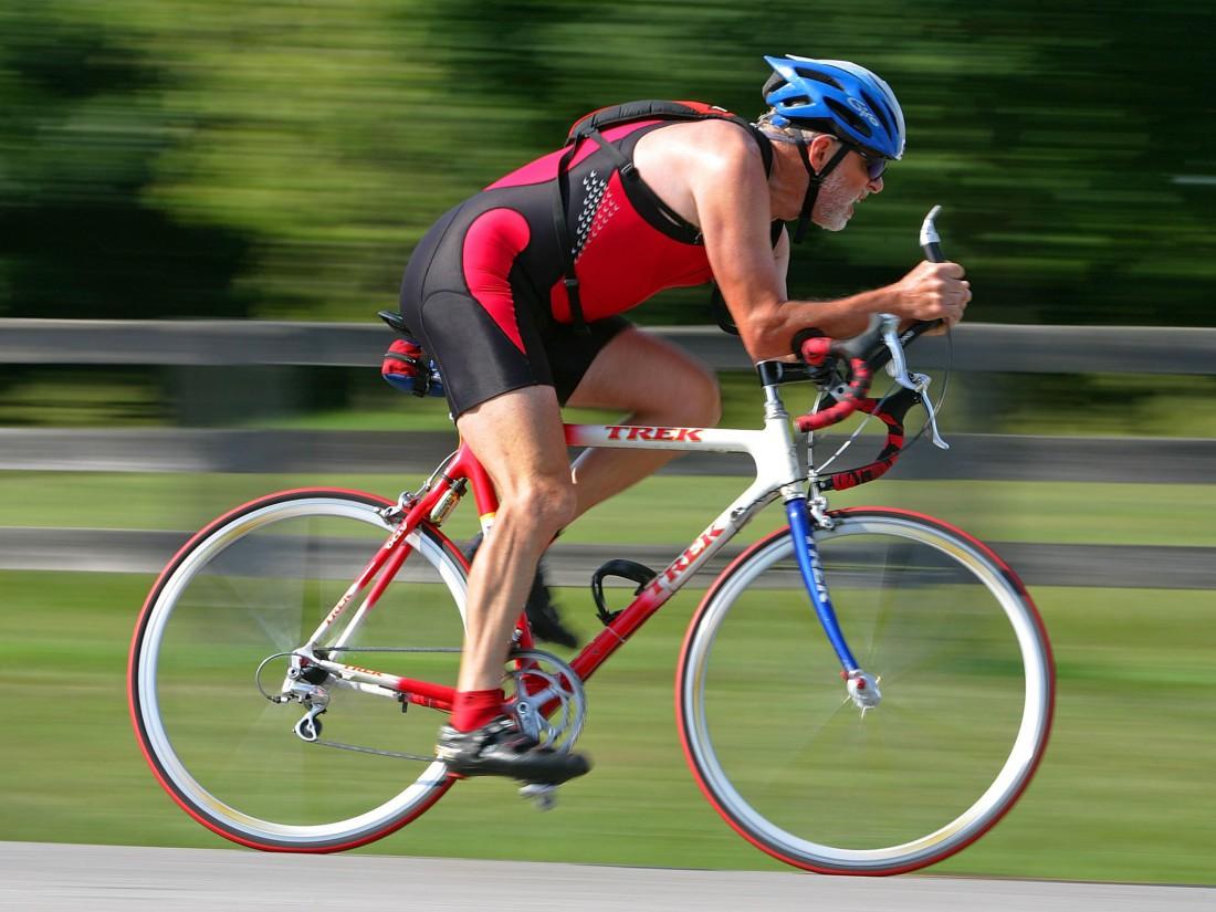 Велосипед — твой пропуск в страну крепкого здоровья