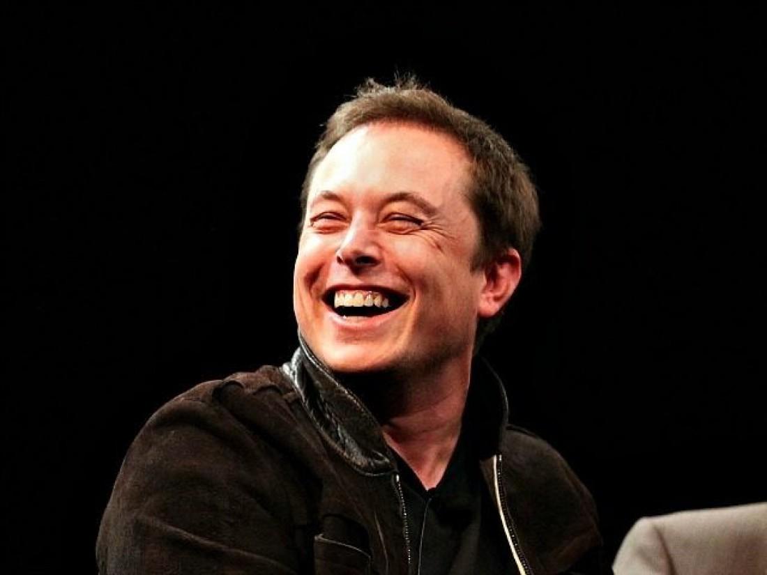 Что бы не произошло, Элон Маск никогда не унывает