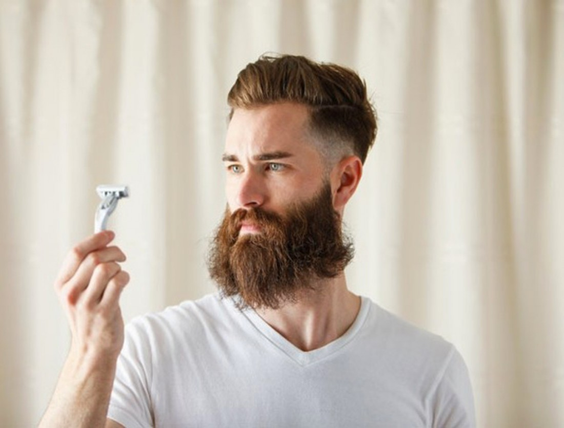А за бородой, бро, надо ухаживать