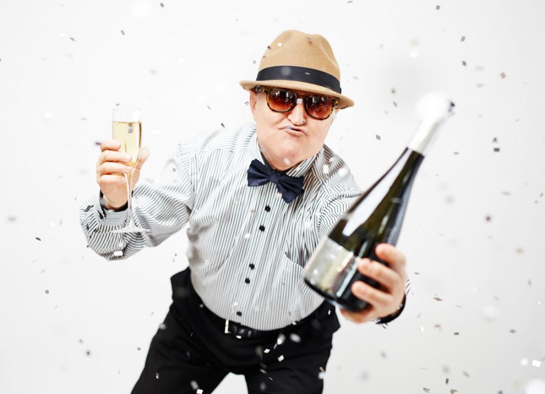 Спиртное с пузырьками — злейший враг твоего утра без похмелья