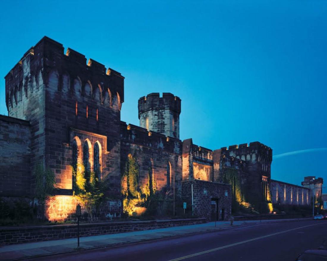 Восточная государственная — тюрьма, в которой сидел сам Аль Капоне