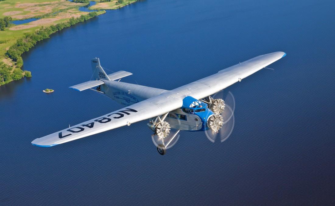 Ford Trimotor — амбициозная попытка Генри Форда захватить рынок авиации