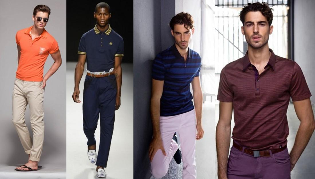 Рубашки-поло — шикарное дополнение к твоему casual-гардеробу