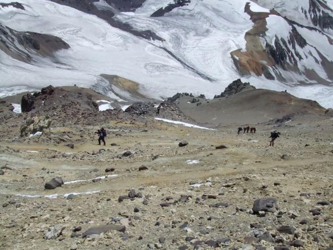 «Аконкагуа» в переводе с местного языка кечуа означает «Каменный страж»