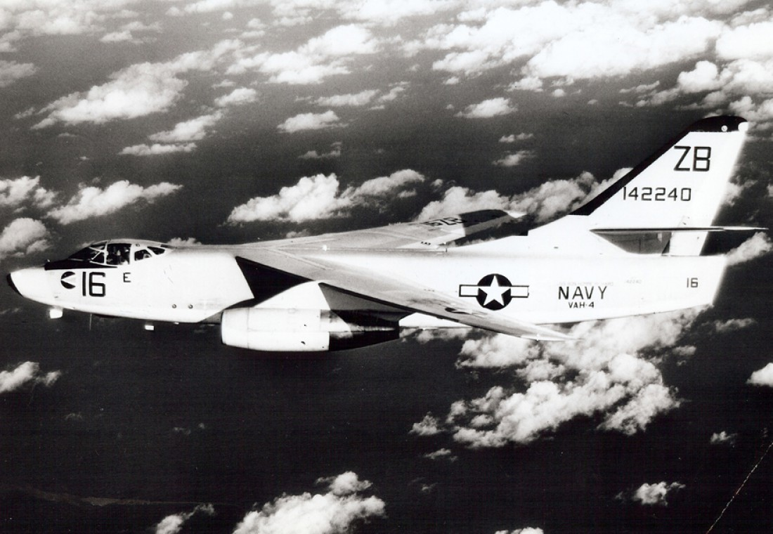 Американский самолет, с помощью которого распыляли серебро над тучами (в рамках проекта Стормфьюри)