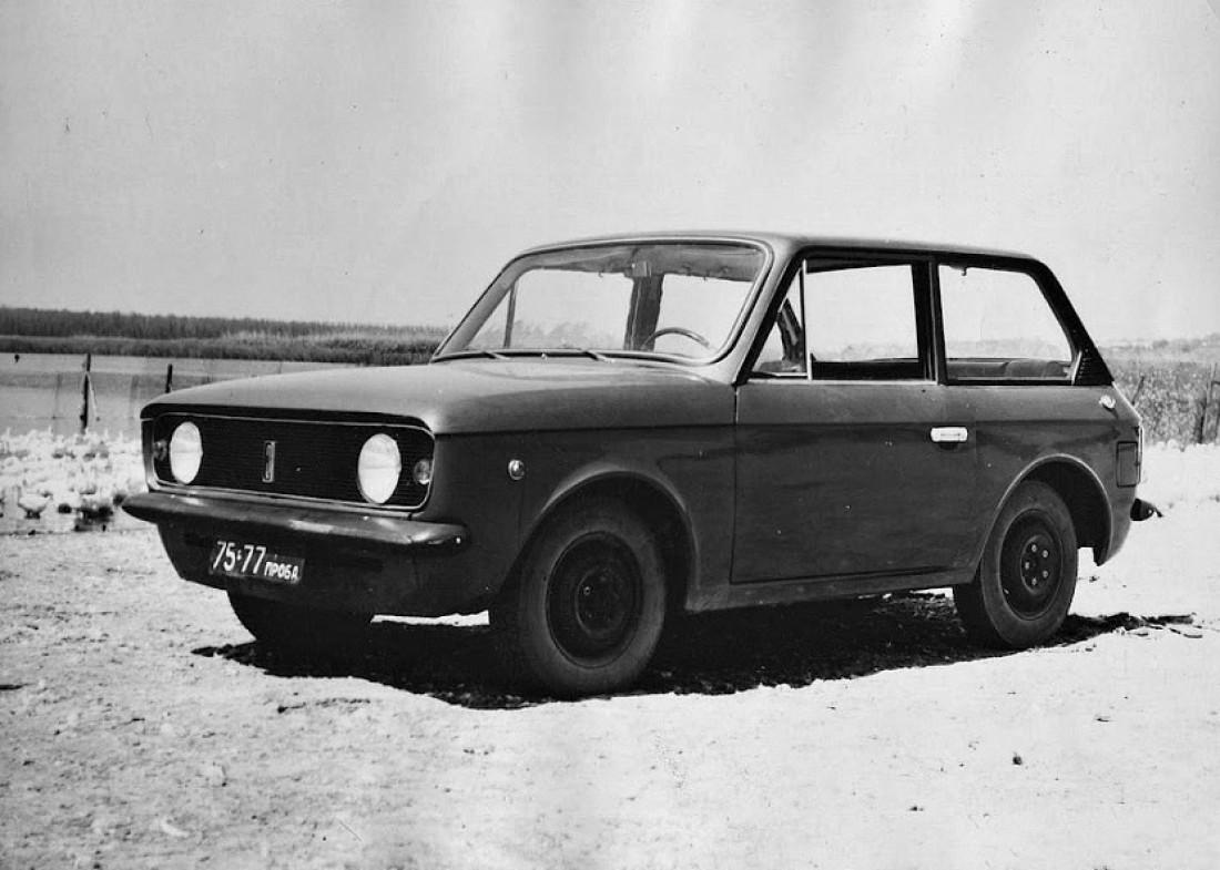 ЗАЗ-1102. Третье поколение