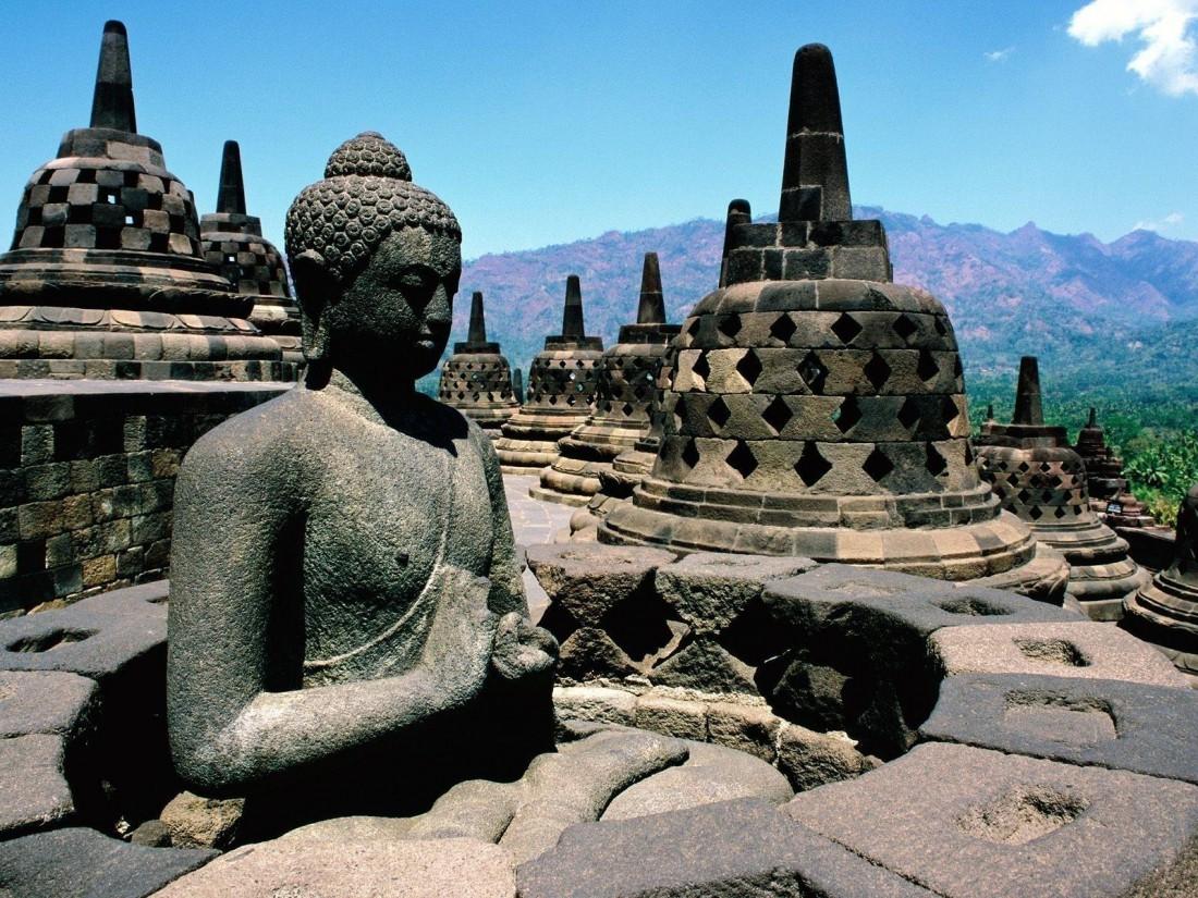 Индонезия славится своими