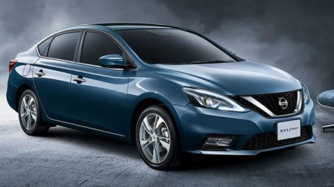 Китай - Nissan Bluebird Sylphy (Продано 481 216 авто)