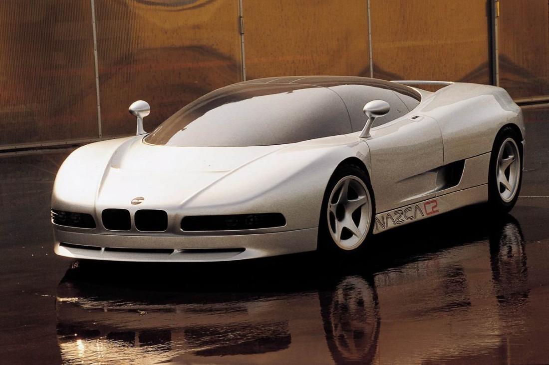 BMW Nazca C2 — мелкосерийный спорткар. Построен в количестве 1 шт.