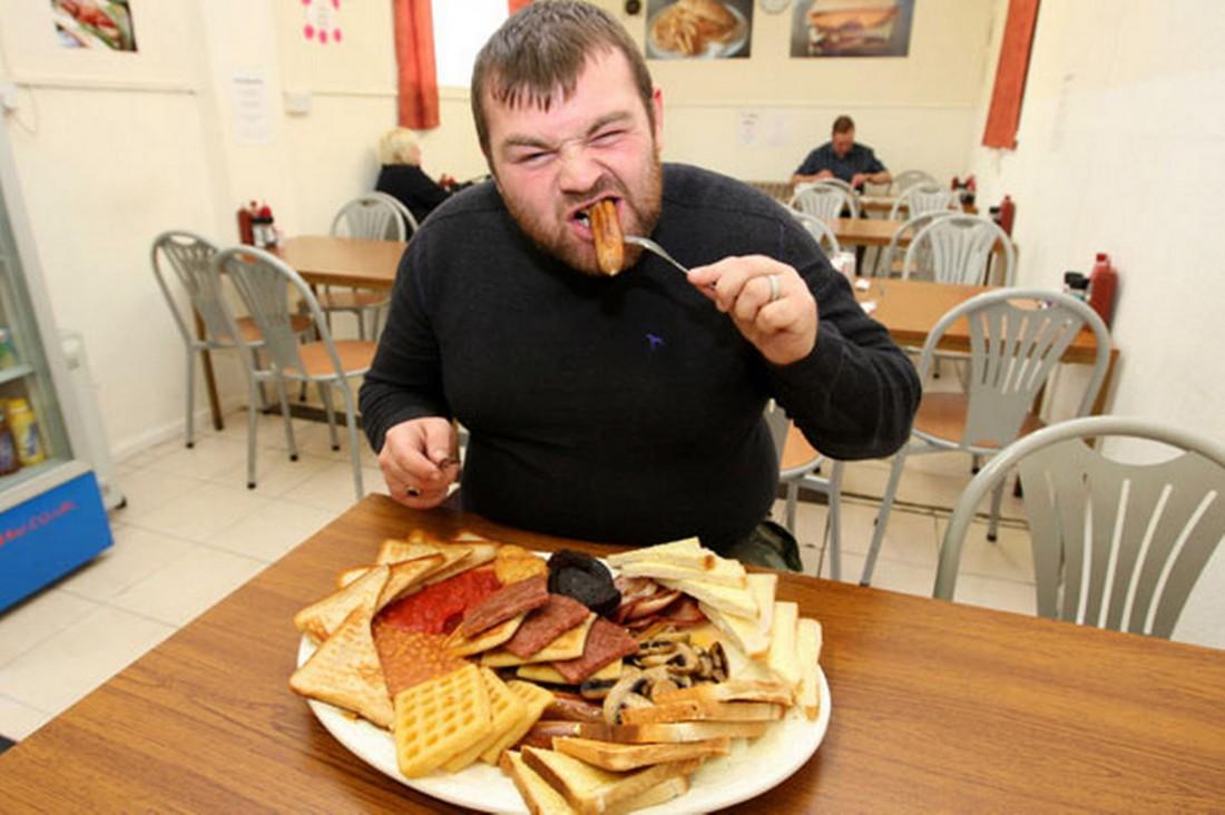 Ешь медленно, пережевывай тщательно