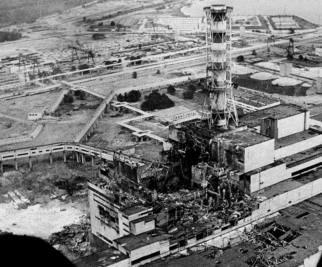Иногда хватает одного ядерного пожара, чтобы навредить человечеству