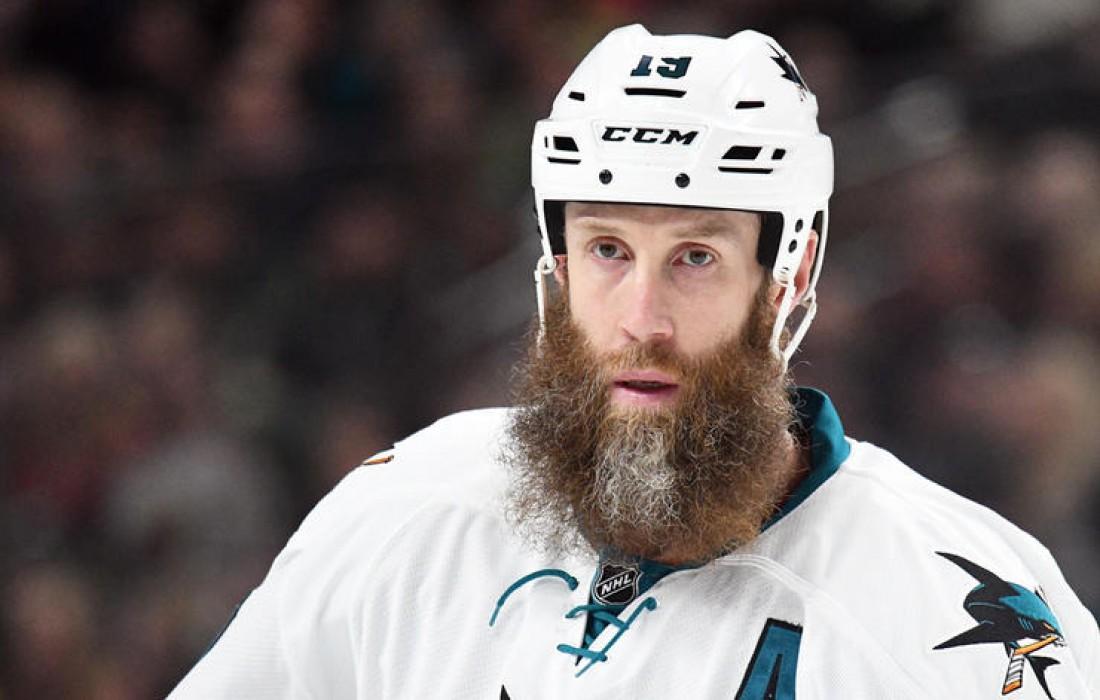 Джо Торнтон и его слегка поседевшая борода