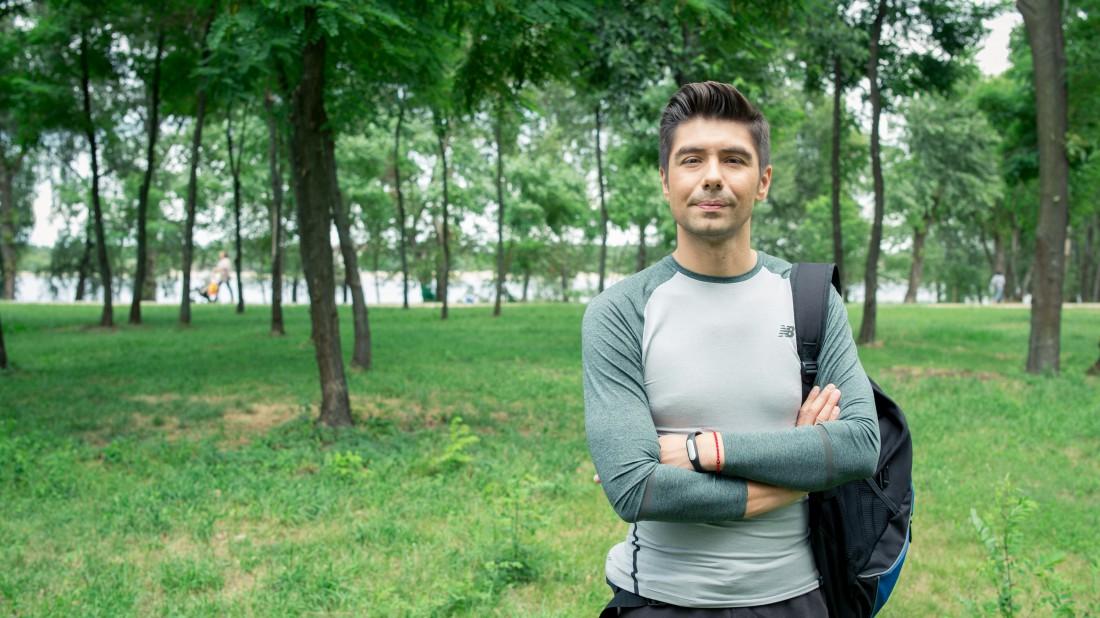Автор фитнес-тренинга