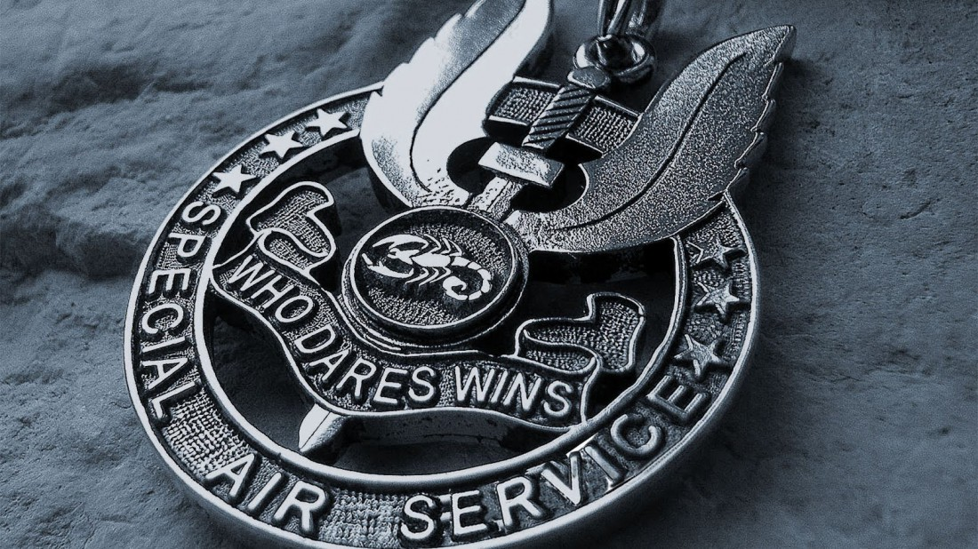 Special Air Service и их девиз