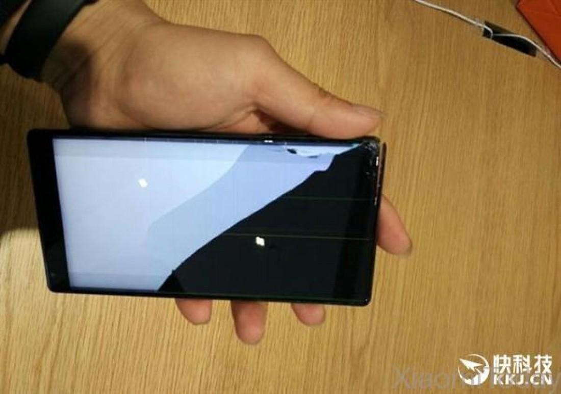 Первая партия Xiaomi MiMix была распродана за10 секунд