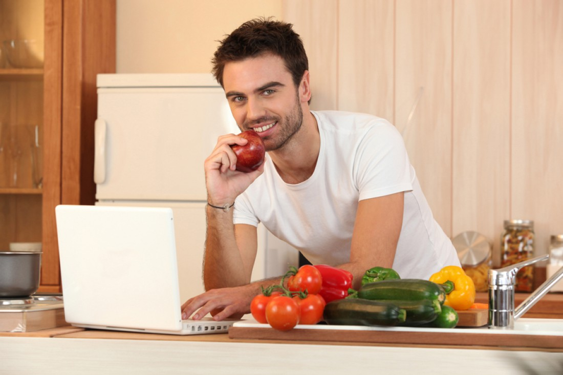 Ешь овощи и фрукты — это полезно