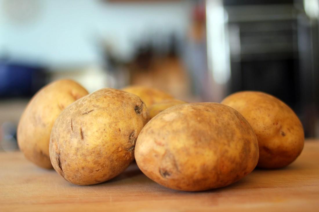 Картошка - это всего 2 грамма белков на 100 граммов продукта