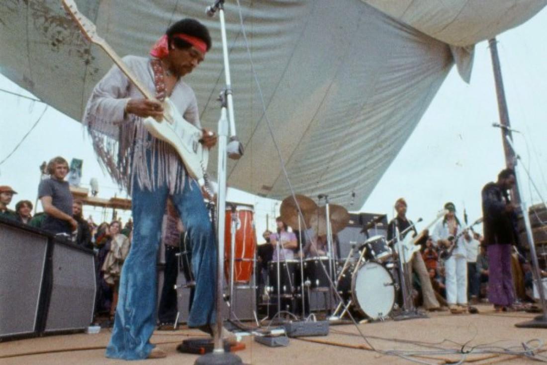 Jimi Hendrix's 1968 Stratocaster — $2 миллиона