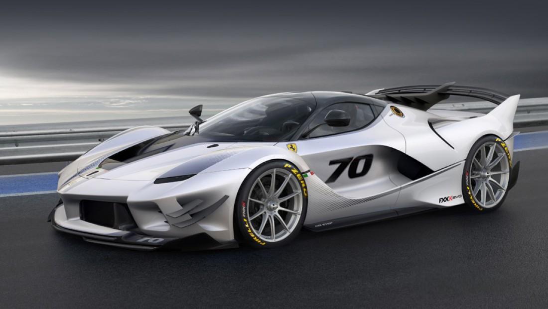 Ferrari FXX K Evoluzione. Тайнами о ней делятся лишь с владельцами Ferrari